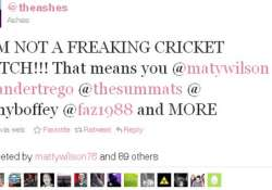 twitter mixup earns free australia cricket trip for us woman