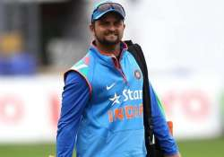 world cup 2015 suresh raina has problem in his mind says