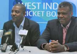 wicb chief looks to politicians to help meet bcci demands