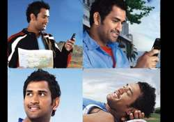 dhoni signs rs 29 crore endorsement deal with maxx mobile