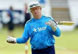 world cup 2015 duncan fletcher is the boss team india