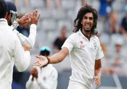 indian bowlers struggle as practice match ended in a draw