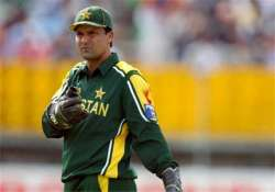 moin khan named pakistan chief selector