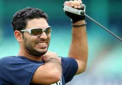 yuvraj will be back in three weeks time says mother