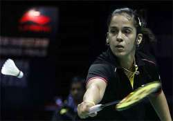 saina loses second match in superseries finals
