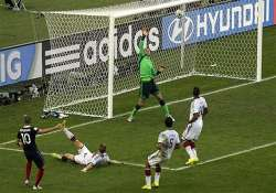 fifa world cup reshuffle pays off for germany against france