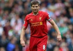 gerrard given time to consider new liverpool deal