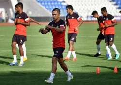 fifa world cup qualifiers positive india aim for win