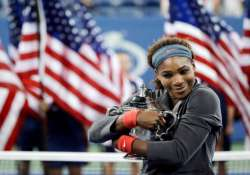 graf serena can set career major title record