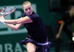 fed cup kvitova eyes one more trophy in 2014