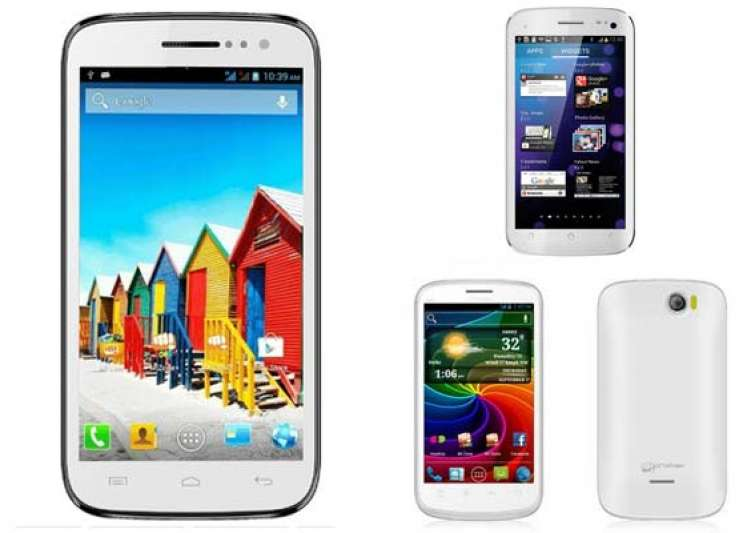 5 best micromax smartphones in india see pictures and- India Tv