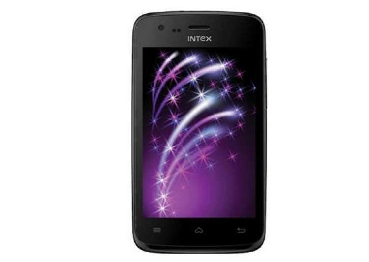 intex reveals two new low cost android phone with aqua star- India Tv
