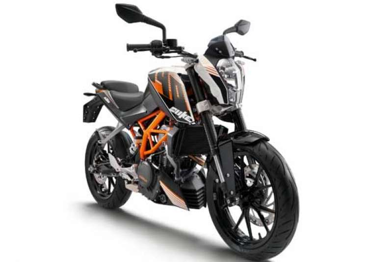 ktm 390 duke pictures specifications out- India Tv