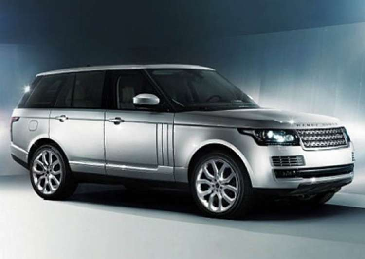 land rover launches world 39 s first lightweight aluminium suv. Black Bedroom Furniture Sets. Home Design Ideas