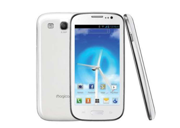 magicon launches 4.63 inch smartphone for rs 8 999- India Tv