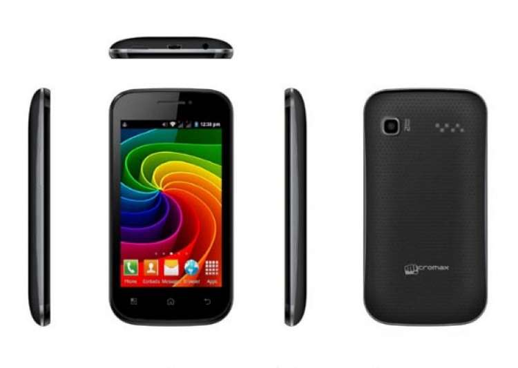 micromax launches bolt a35 android phone at rs 4 250- India Tv