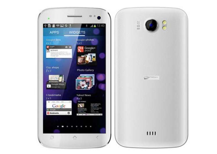 micromax s canvas ii a110 tops the list for most searched- India Tv