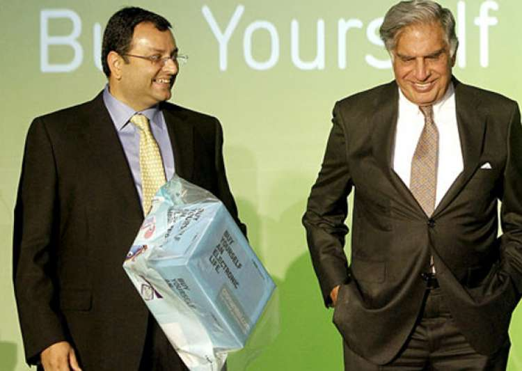 ratan tata s bye bye on dec 28 tells cyrus mistry be your- India Tv