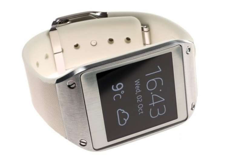 samsung slashes price of its galaxy gear smartwatch by rs 7- India Tv