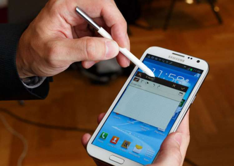 samsung galaxy note ii gets android 4.1.2 jelly bean update- India Tv