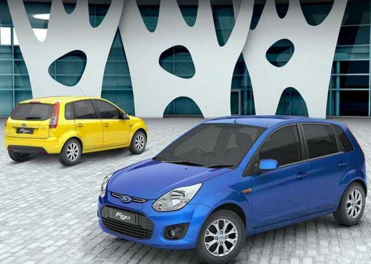 top 5 good looking small cars in india- India Tv