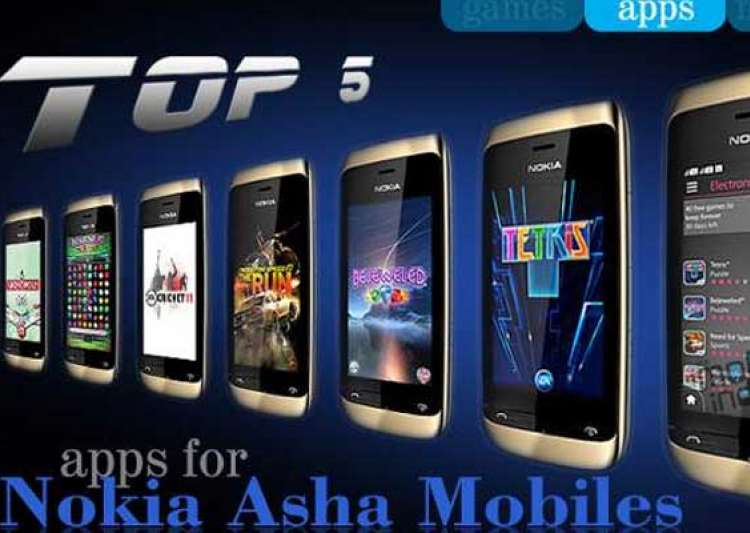 top 5 must have apps on nokia asha 311- India Tv