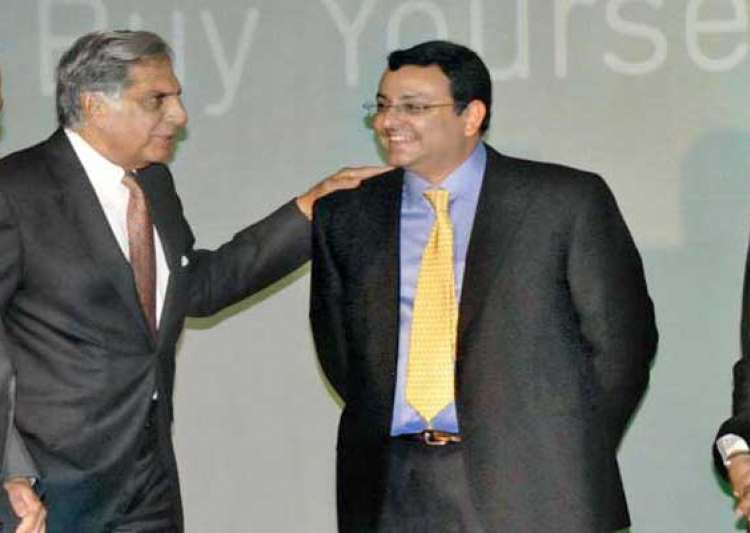 what cyrus mistry inherits from ratan tata- India Tv