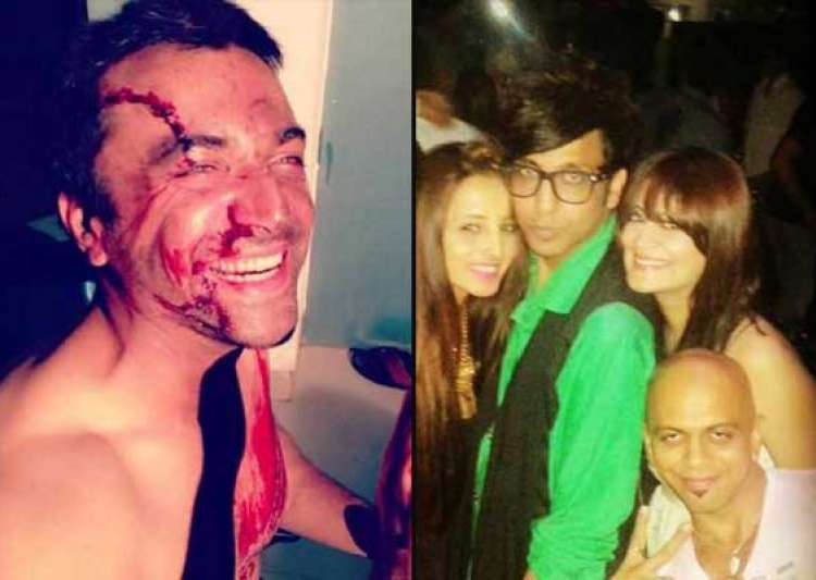 bigg boss 7 new inmates candy brar and azaz khan s unseen- India Tv
