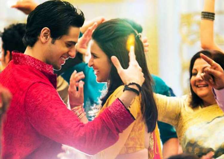 hasee toh phasee movie review it s just parineeti siddhath- India Tv