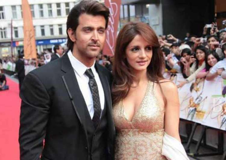 hrithik suzanne divorce roshans to throw hrithik out view- India Tv