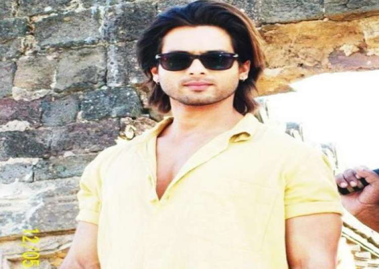 i am here to create my own identity says shahid- India Tv