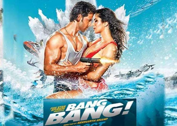 bang bang movie review fall in love with hrithik all over- India Tv