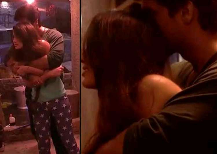 kushal gauhar locked themselves in the loo for 15 mins- India Tv