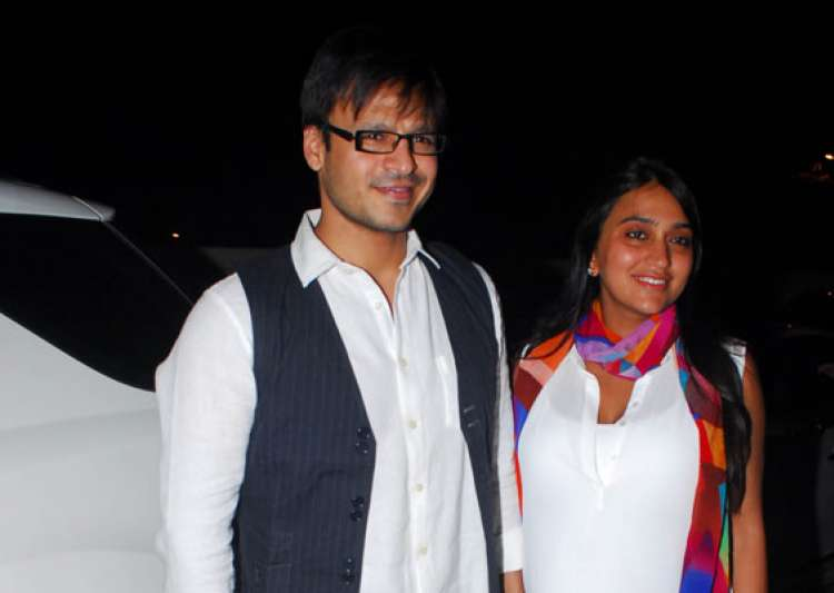 vivek oberoi becomes father of a baby boy- India Tv