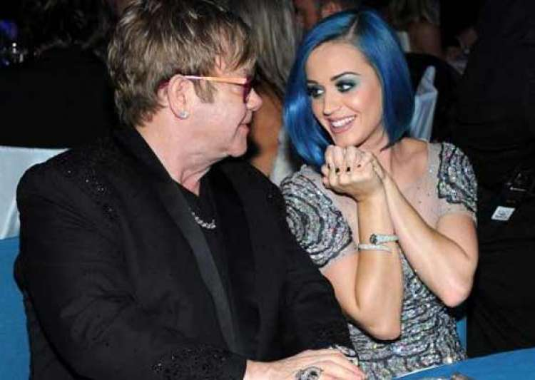 elton john katy perry to perform at the x factor finale- India Tv