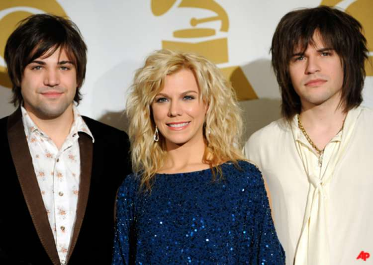 loss leads the band perry to all genre grammy nod- India Tv