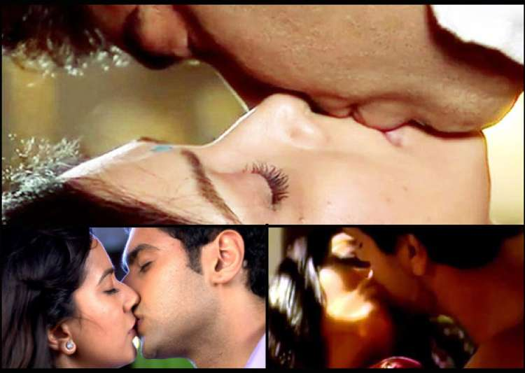 hottest kisses on indian television- India Tv