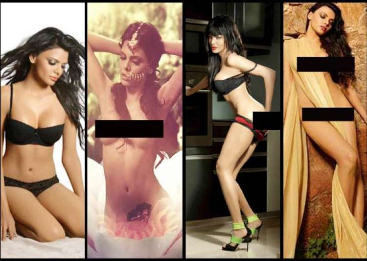 sherlyn chopra birthday special her most outrageous- India Tv