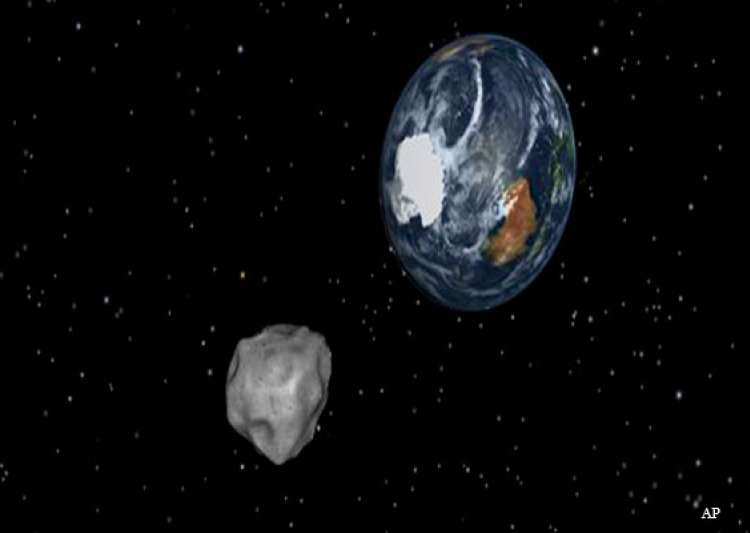 asteroid misses earth by 27 599 km the closest known flyby- India Tv