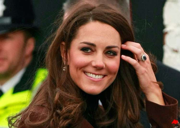 duchess kate in valentine s day visit to liverpool- India Tv