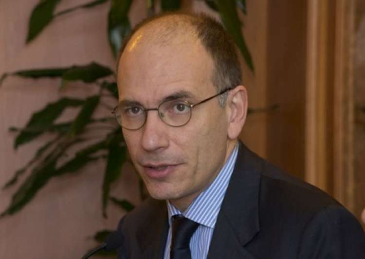 enrico letta is italy s new pm- India Tv