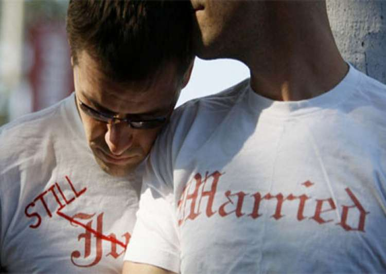 gay wedding reflects growing tolerance in china experts- India Tv