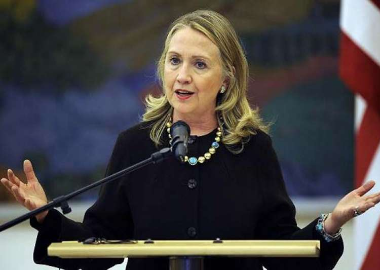 hillary clinton to step down as secretary of state today- India Tv