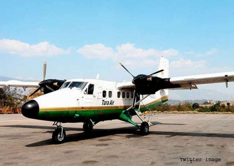 small plane carrying 21 people goes missing in nepal- India Tv