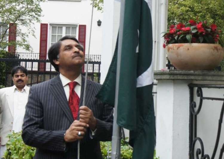 jalil abbas jilani assumes charge as pak foreign secretary- India Tv