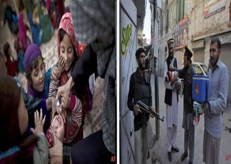 know how pakistan is going ahead with polio drive despite- India Tv