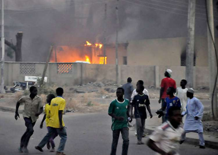 nine killed in violence in northern nigeria cities- India Tv