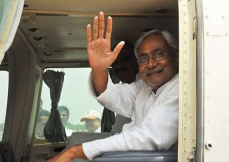 nitish kumar ends pak visit sharif hosts dinner- India Tv