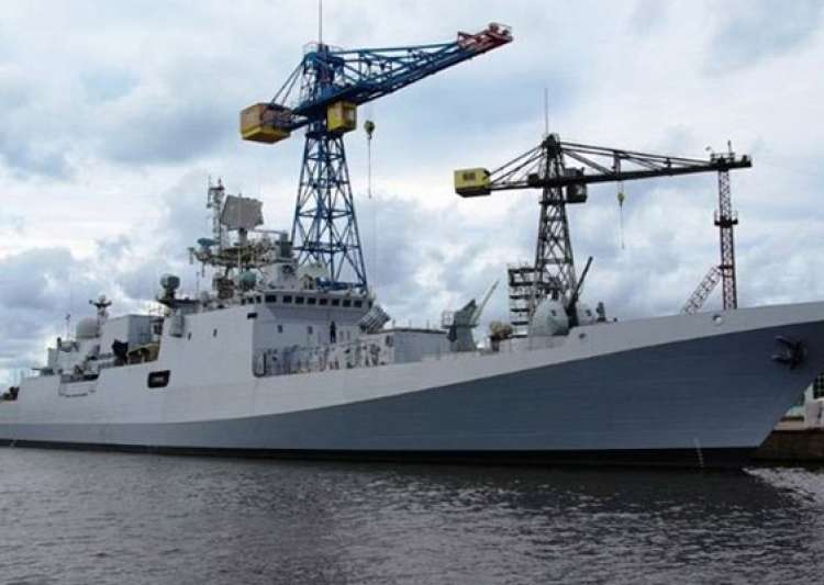 russian frigate trikand built for india begins final trials- India Tv