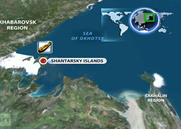 ship with 700 tons gold disappears in russia s far east sea- India Tv